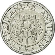 Monnaie, Netherlands Antilles, Beatrix, 5 Cents, 1997, TTB, Aluminium, KM:33 - Antilles Neérlandaises