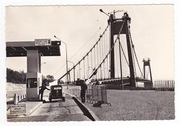 76 Le Pont De Tancarville N°684 21 Pont Bascule Citroën 2CV Ancienne Seule - Tancarville
