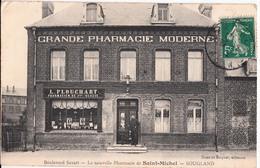 SAINT MICHEL-SOUGLAND-BOULEVARD SAVART-LA NOUVELLE PHARMACIE - France