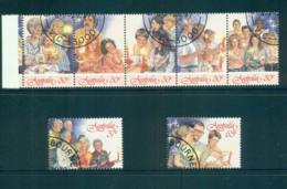 Australia 1987 Xmas CTO Lot52220 - Used Stamps