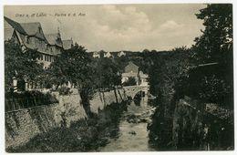 Partie An Der Aar - Ak 1911 Aus Hahnstätten - Diez