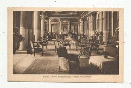 Cp, Hôtel & Restaurants, 75, Paris , Hôtel CONTINENTAL , SALON DE LECTURE ,  Vierge,ed. Breger - Hotels & Restaurants