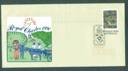 Australia 1990 Perth Royal Easter Show Pictorial Postmark FDI PSE Lot52242 - 1990-99 Elizabeth II