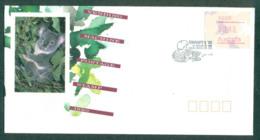 Australia 1990 SWANPEX 90 Stamp Show FRAMA FDC Lot52349 - 1990-99 Elizabeth II