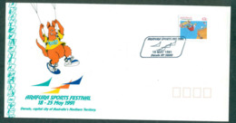 Australia 1991 Arafura Sports Festival FDC Lot52357 - 1990-99 Elizabeth II