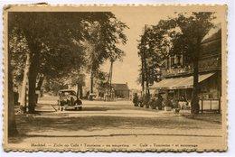 """CPA - Carte Postale - Belgique - Hechtel - Café """" Tourisme """" Et Entourage ( SV5711) - Hechtel-Eksel"""