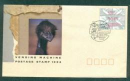 Australia 1992 National Stamp Show, Brisbane FRAMA FDC Lot52419 - 1990-99 Elizabeth II