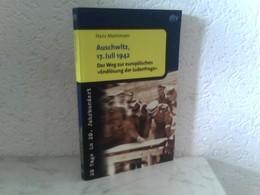 Auschwitz, 17. Juli 1942 - Der Weg Zur Europäischen ' Endlösung Der Judenfrage ' - Contemporary Politics