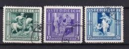 Autriche YT ° 485-488 - 1918-1945 1ère République