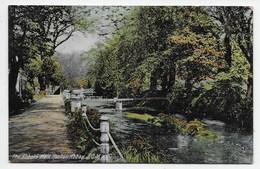 The Abbot's Walk, Rushen Abbey, I.O.M. - Prideaux - Isle Of Man