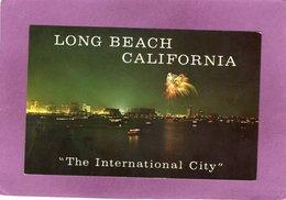 CA LONG BEACH CALIFORNIA The International City - Long Beach