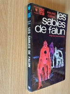 MARABOUT S.F. N° 509   LES SABLES DE FALUN    Philippe CURVAL  184 Pages  - 1975 - Marabout SF