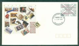 Australia 1993 WAPEX 93, Freemantle FDC Lot52442 - 1990-99 Elizabeth II