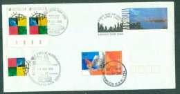 Australia 1993-2000 Olympics Pictormarks FDC Lot4916 - 1990-99 Elizabeth II