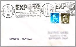 EXPO'92 - SEVILLA. Castellon 1987 - 1992 – Sevilla (España)