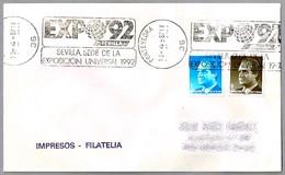 EXPO'92 - SEVILLA. Pontevedra, Galicia, 1987 - 1992 – Sevilla (España)