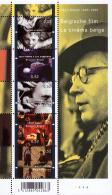 Belgium BL 145** Ciné Belge Année 2007  3 - Blocs 1962-....