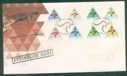 Australia 1994 Triangle ATM, NPC FDC Lot51154 - 1990-99 Elizabeth II