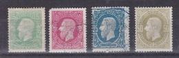 Belgisch Congo  COB °  1-5 - 1884-1894 Precursors & Leopold II