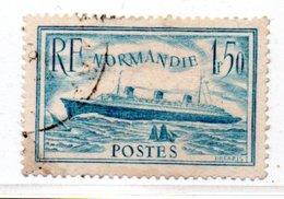 France / N 300 / 1 F 50 Bleu Clair / Oblitéré  / Côte 20 € - France