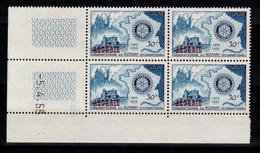 Algerie - YV 328 Coin Daté N** Rotary - Algérie (1924-1962)