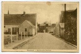 CPA - Carte Postale - Belgique - Moortzeele - Bottelaersche Steenweg ( SV5715) - Oosterzele