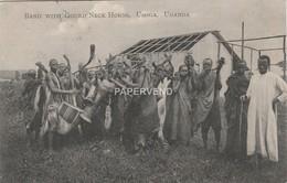 Uganda  USOGA  Band With Gourd Horns   U186 - Uganda