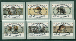 Australia 1996 Koalas & Roos CPS-Capex CTO Lot18628 - Usati