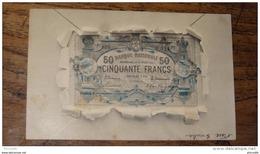 BELGIQUE :  Billet De 50 Francs   ...................... HA148 - Non Classificati