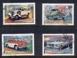 Australia 1997 Australia's Classic Cars FU - 1990-99 Elizabeth II