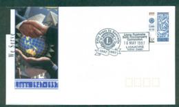 Australia 1997 Lions 50th Anniversary Convention, Lismore FDC Lot52514 - 1990-99 Elizabeth II