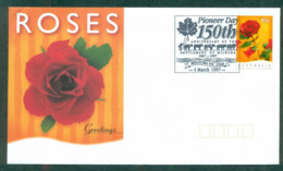 Australia 1997 Pioneer Day, 150th Anniv. Of The Settlement Of Mildura FDC Lot52511 - 1990-99 Elizabeth II