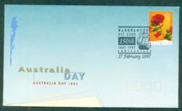 Australia 1997 Warrnambool 150th Anniversary FDC Lot52516 - 1990-99 Elizabeth II