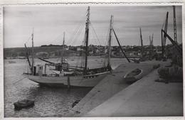 Photo Originale CAMARET Bateau De Pêche Immatriculé Cm 9145 - Bateaux