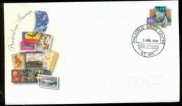 Australia 1998 45c Brolga, Alice Springs FDC Lot20776 - 1990-99 Elizabeth II