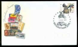 Australia 1998 45c Cockatoo, Bathurst FDC Lot20778 - 1990-99 Elizabeth II