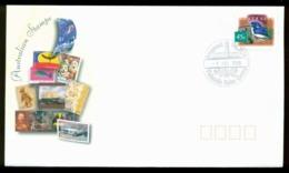 Australia 1998 45c Kingfisher, Ringwood FDC Lot20773 - 1990-99 Elizabeth II