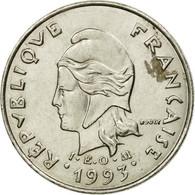 Monnaie, French Polynesia, 10 Francs, 1993, Paris, TTB, Nickel, KM:8 - French Polynesia