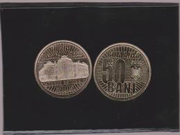 ROMANIA -2015- 50 BANI X 50 -COMMEMORATIVE COINS- 10 Years Denomination Of LEU -- UNC - Roumanie