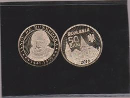 ROMANIA -2016- 50 BANI X 50  -COMMEMORATIVE COINS- IANCU De HUNEDOARA King Of TRANSILVANIA-- UNC - Roumanie