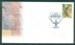 Australia 1998 Australian Scout Jamboree, Springfield QLD FDC Lot52544 - 1990-99 Elizabeth II