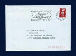 Francia - Sobre Circulado  (año 1994) - Marcofilia (sobres)