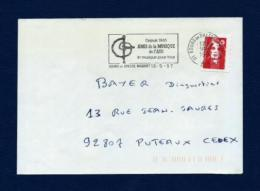 Francia - Sobre Circulado  (año 1997) - Marcofilia (sobres)