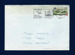 Francia - Sobre Circulado  (año 1982) - Marcofilia (sobres)