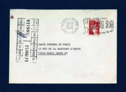 Francia - Sobre Circulado  (año 1979) - Marcofilia (sobres)