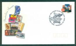 Australia 1998 VPC Stamp Clubs Open Day, Planet Ocean, WarragulFDC Lot52543 - 1990-99 Elizabeth II