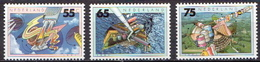 Netherlands MNH Set - Environment & Climate Protection