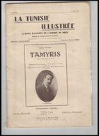 LA  TUNISIE   ILLUSTREE - Vieux Papiers