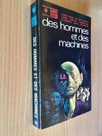 MARABOUT S.F. N° 434   DES HOMMES ET DES MACHINES   ANTHOLOGIE DE LA SCIENCES FICTION Par Un Collectif D'auteurs - Marabout SF