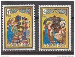 Andorra Española Nº 87 Al 88 - Nuevos